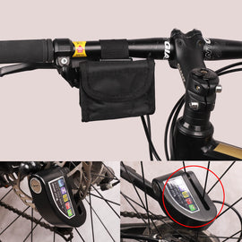Alarm Disc Lock 110db - WEST BIKING