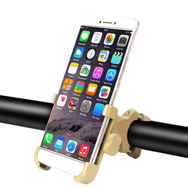 Aluminum Alloy Bike Phone Holder 5 Colors - WEST BIKING