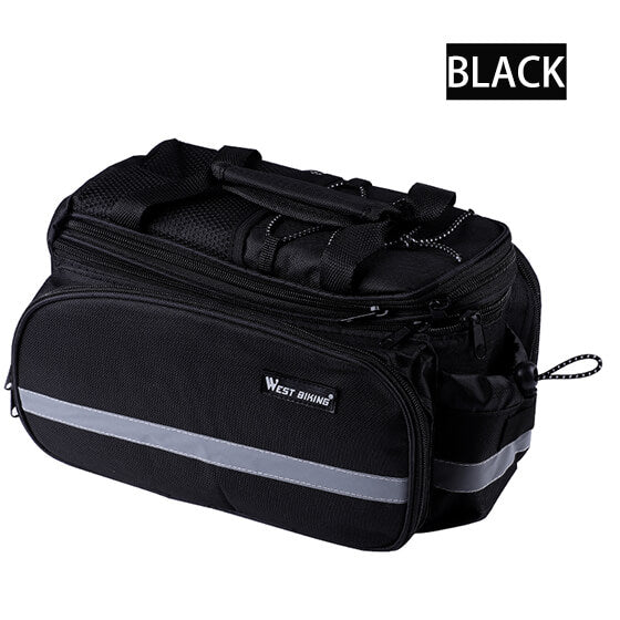 Bicycle Pannier with Rain Cover 10 ~ 25L - WEST BIKING