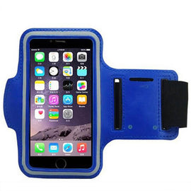 "Water Resistant 4.7""-5.5"" Cell Phone Armband Case - WEST BIKING"