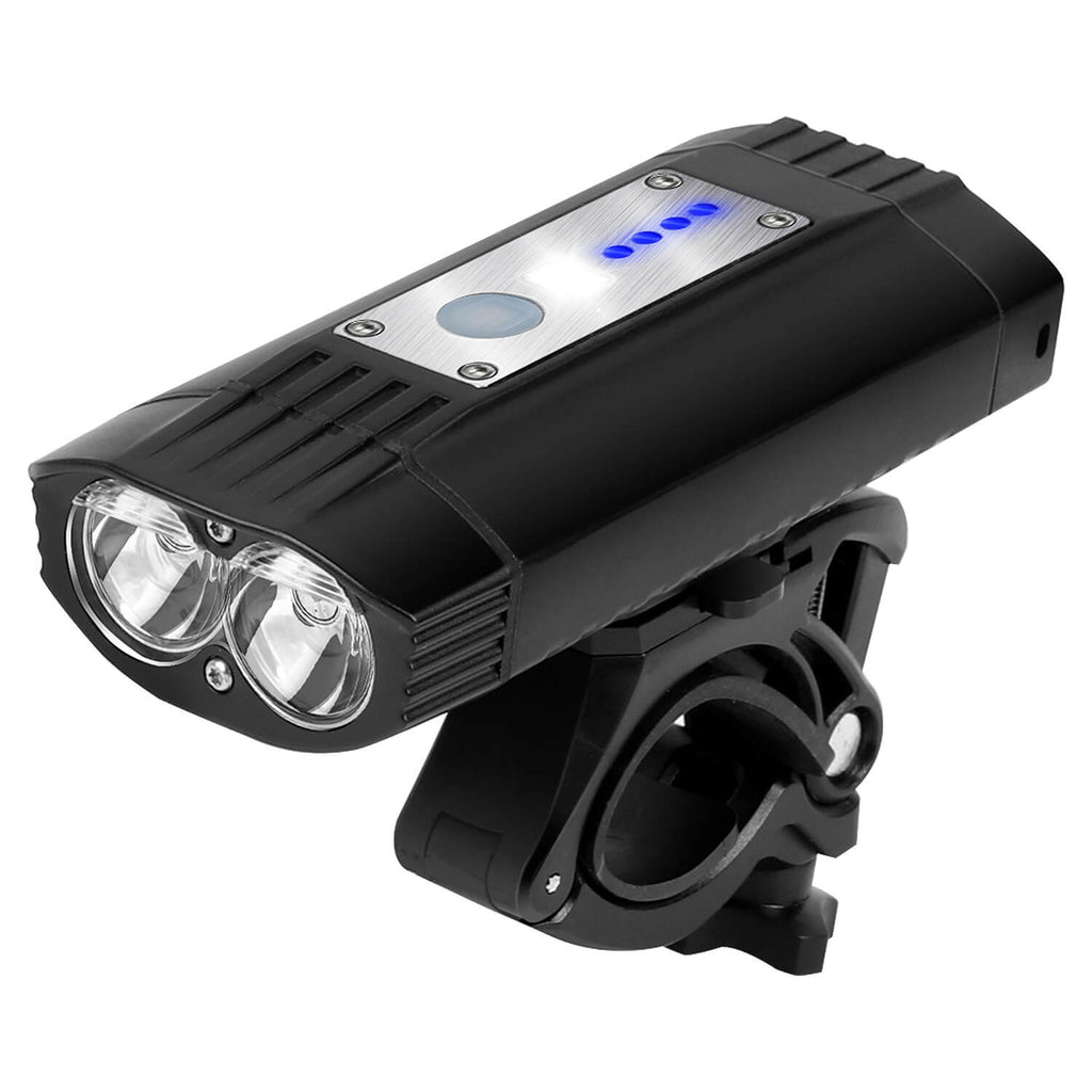 Bike Double Front Light for MTB/ BMX - WEST BIKING