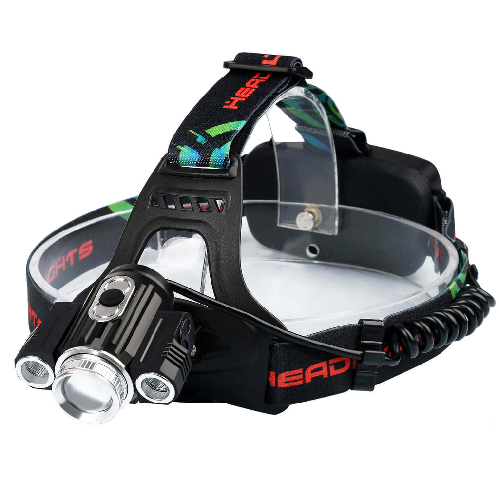 LED 4 Modes Headlight 800 Lumen - WEST BIKING