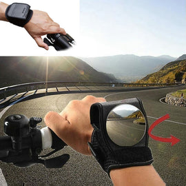 Bike Wrist Rear View Mirror - WEST BIKING