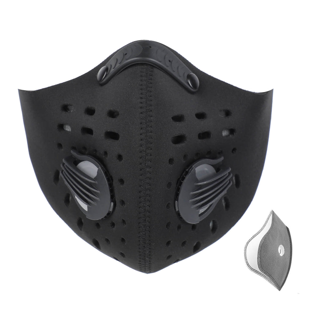 Outdoor Sports Face Mask, PM2.5 Dust-proof - WEST BIKING