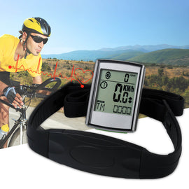 Wireless Bike Computer Cadence Heart Rate - WEST BIKING