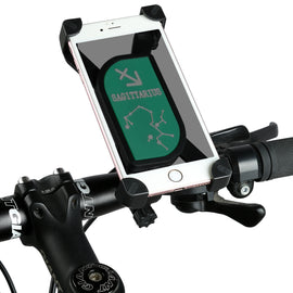 Cycling Phone Holder with 12 Constellation Rotation - WEST BIKING