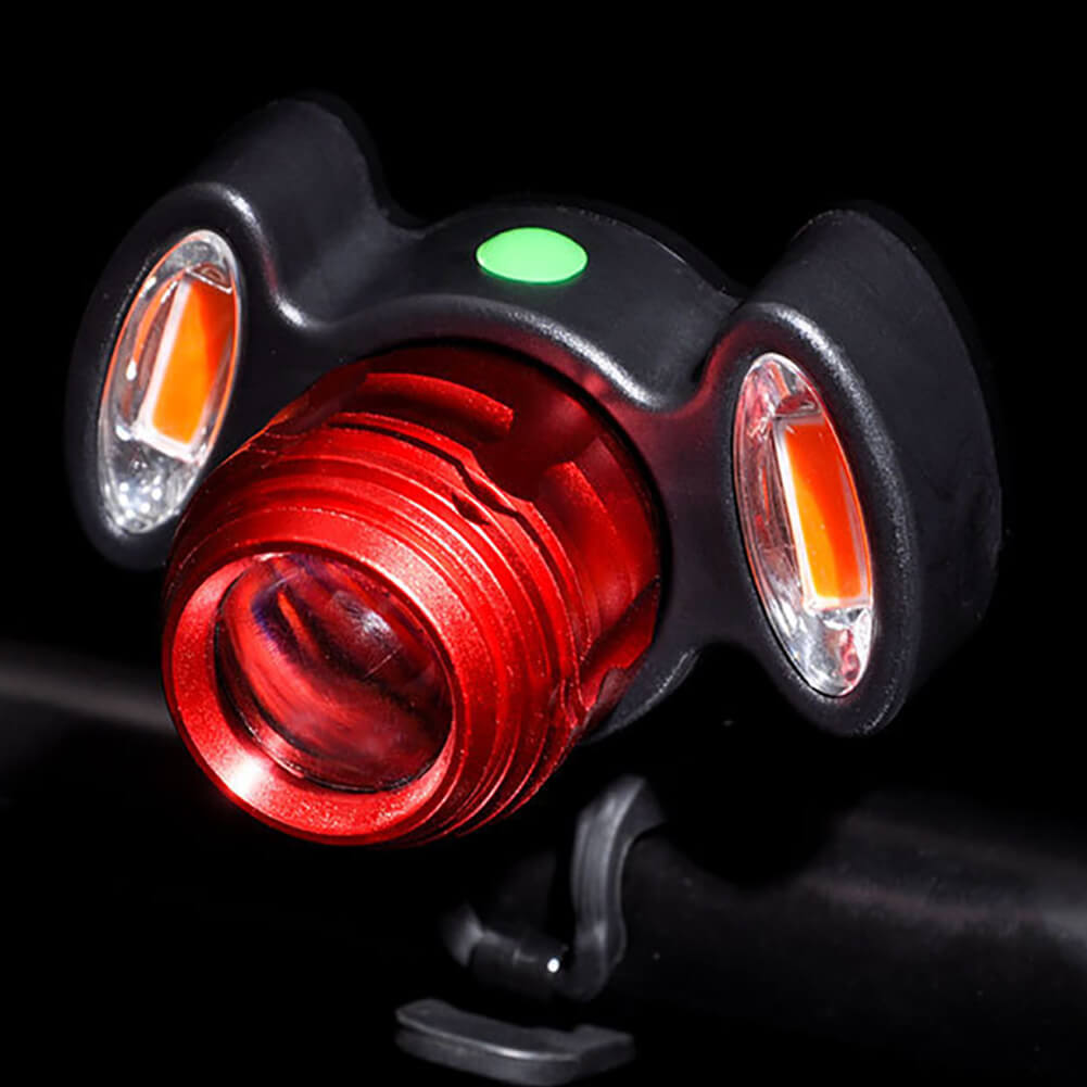 Super Bright LED Headlight USB Chargeable  - WEST BIKING