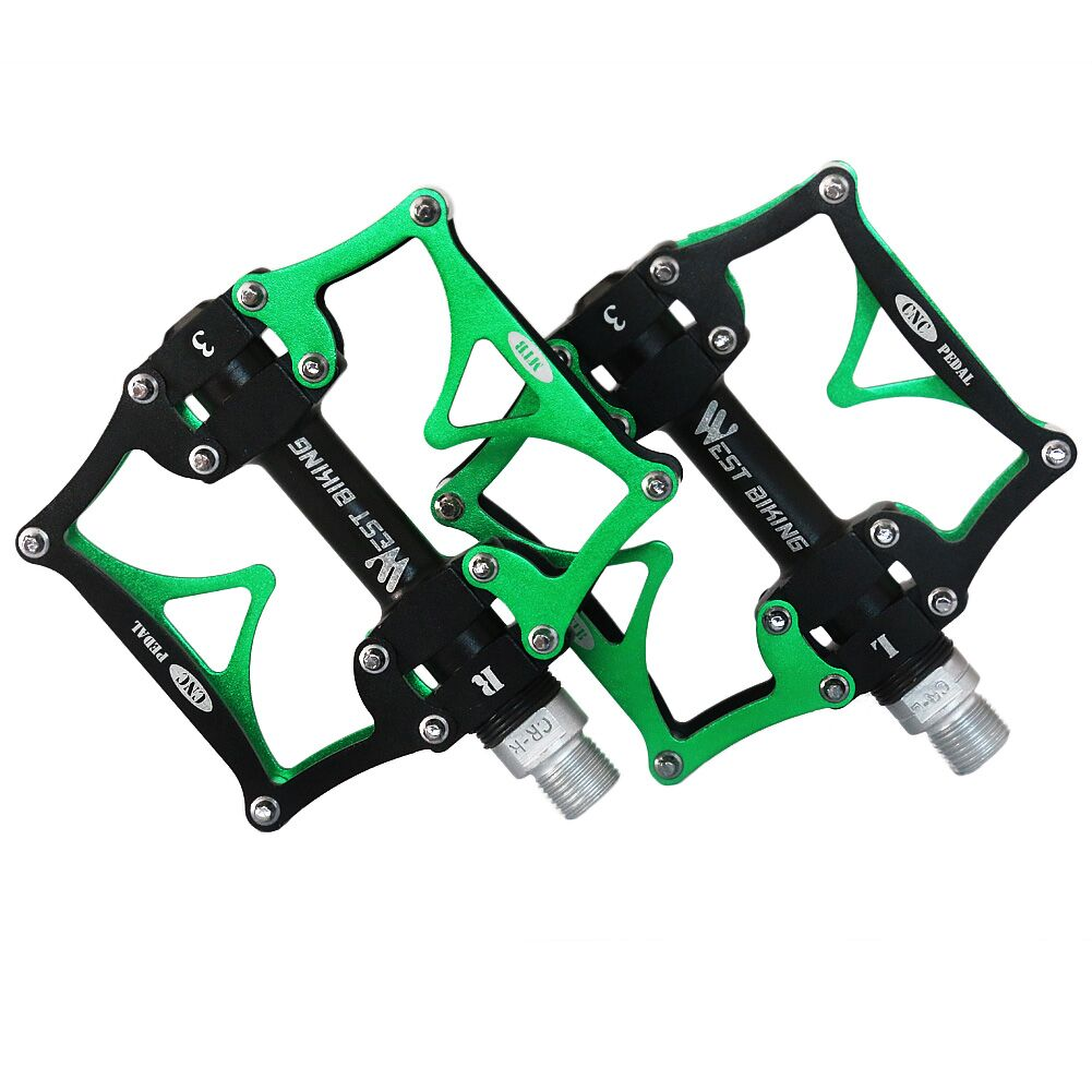 Bicycle Pedals Aluminum Alloy - WEST BIKING