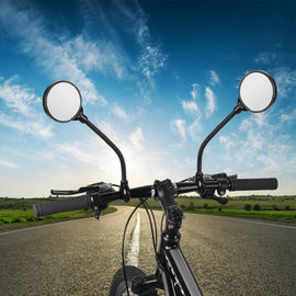Bike Mirror Handlebar Rearview Mirror - WEST BIKING