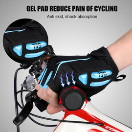 Cycling Half-Finger Gloves - WEST BIKING