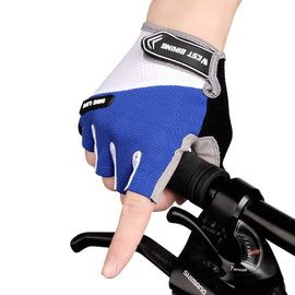 Bicycle Gel Pad Summer Gloves - WEST BIKING