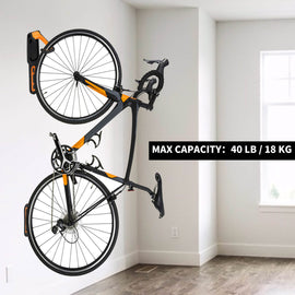 Bike Wall Mount Bicycle Stand Holder Hanger Hook Storage Bike Accessories