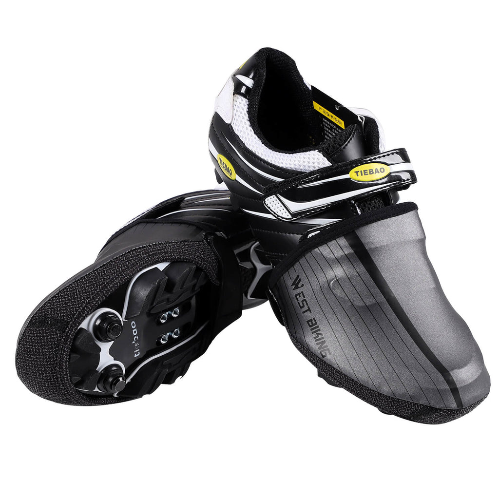 Cycling Reflective Toe Covers - WEST BIKING