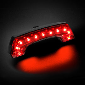 Bike Tail Light Turn Signal Warning Smart Wireless Remote Control Horn Light