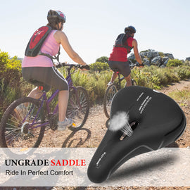 PU Bike Saddle - WEST BIKING