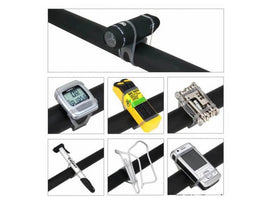Silicone Tie Straps Bicycle Lights with Straps - WEST BIKING