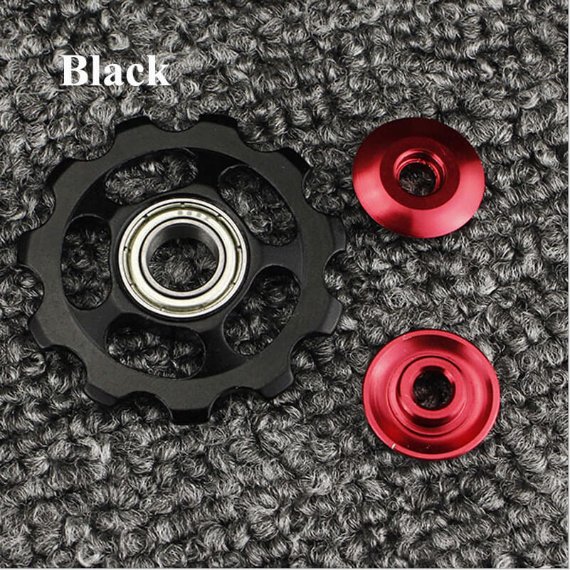 MTB Bicycle 11T Rear Derailleur Pulley Cycling Idler Accessories - WEST BIKING