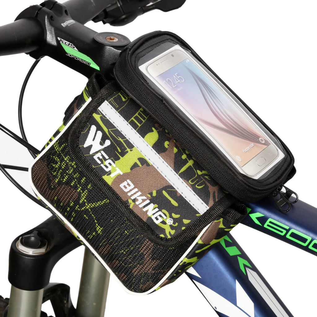 Bike Handlebar Frame Bag - WEST BIKING