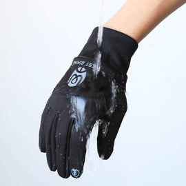 Outdoor Cycling Gloves Touchscreen & Waterproof - WEST BIKING