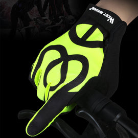 Full Finger Cycling Gloves - WEST BIKING