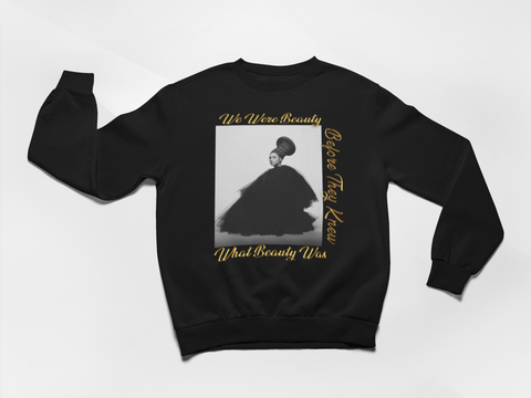 We Are Beauty Kids' Sweatshirt