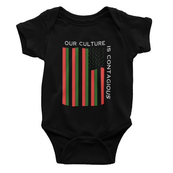 Contagious Culture - Child Tee and Onesie