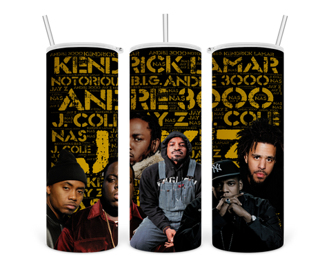 Kings of Hip Hop Tumbler