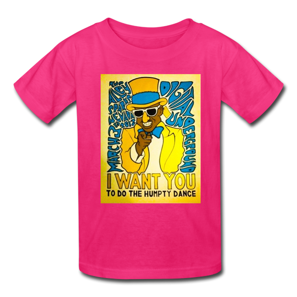 Do The Humpty Hump Youth (Various Colors) - fuchsia