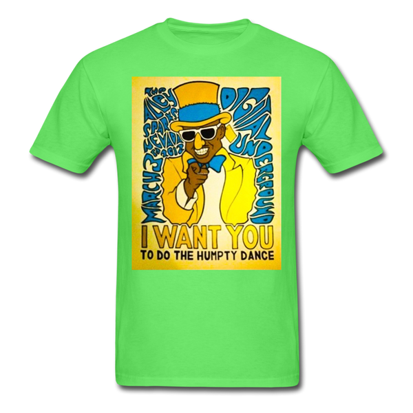 Do The Humpty Hump (Various Colors) - kiwi