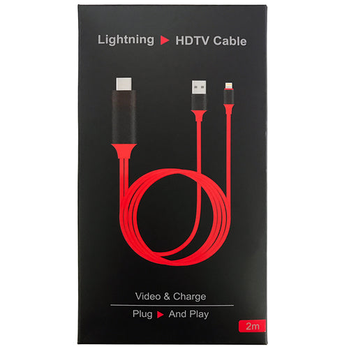 Lightning to HDTV Cable - Mobilebarn®