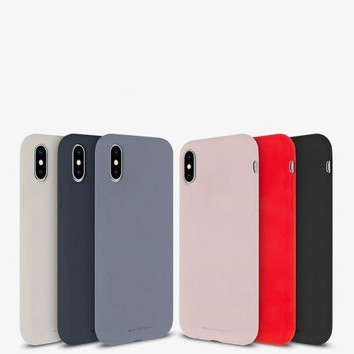Mercury Silicone - Cases for Samsung Devices - Mobilebarn®