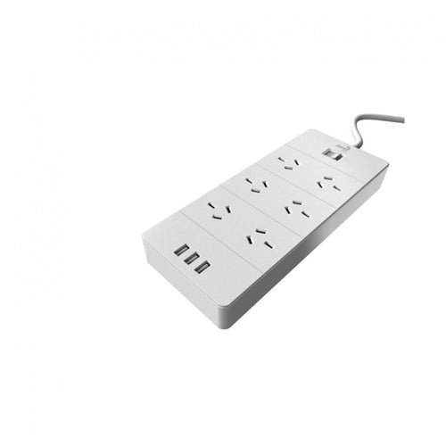Aero Cool ASA  6-Outlet Power Strip - Mobilebarn®
