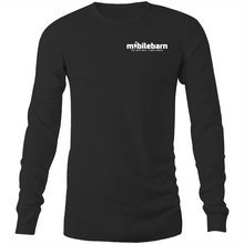 Load image into Gallery viewer, Mobilebarn™ Long Sleeve T-Shirt - Mobilebarn®
