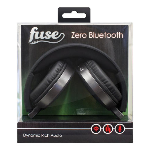 Fuse Over Ear Head Phones Bluetooth