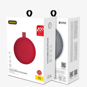Dudao Cloth Wireless Speaker - Mobilebarn®