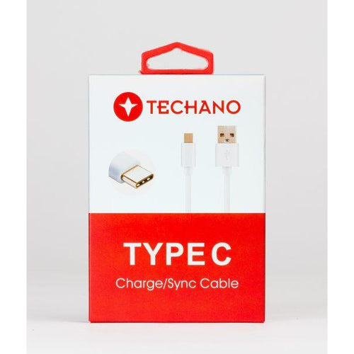 Techano AC Charger Kit with Type-C Usb Cable - Mobilebarn®