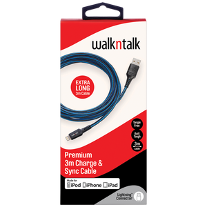 WalknTalk 3M Cables