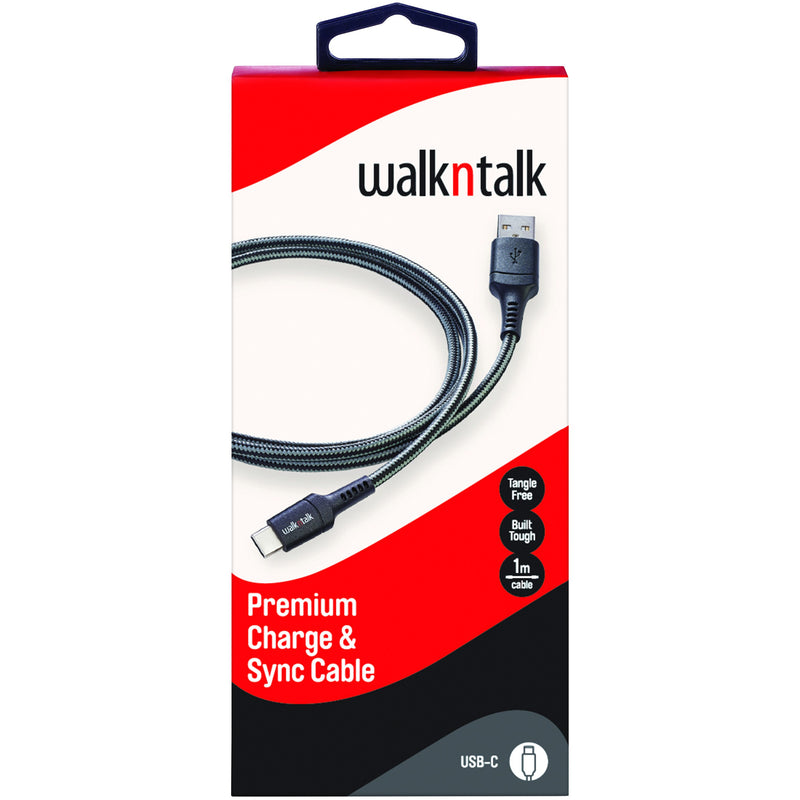 WalknTalk 1M Charge & Sync Cables - Mobilebarn®