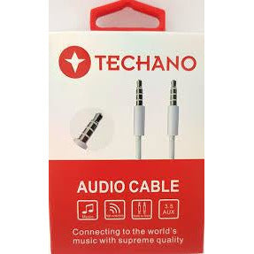 Techano Audio Cable - Mobilebarn®