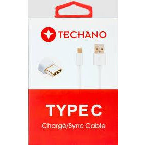 Techano Type C Charge-Sync Cable