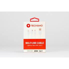 Techano Multiuse Cable