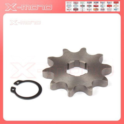 Front Engine Sprocket Star #530 10T-20T 12 13 Teeth 20mm For 530 Chain With Locker Motorcycle Dirt Bike PitBike ATV Quad Parts - Mobilebarn®