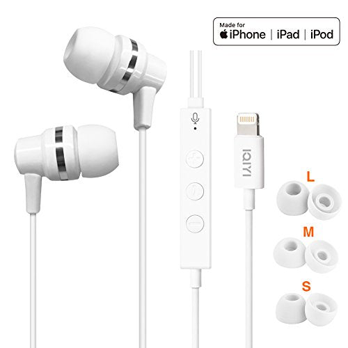 Fuse Lighting - In-Ear Headphones - Mobilebarn