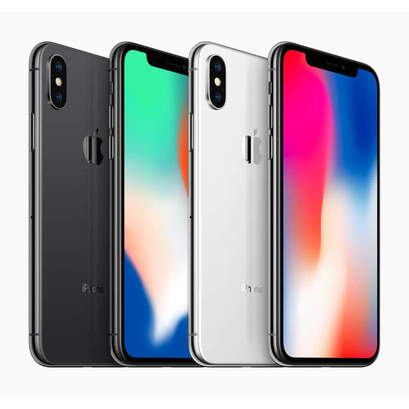 Apple iPhone X (Refurbished) - Mobilebarn