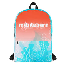 Load image into Gallery viewer, Mobilebarn™ Backpack (Symetry Series) - Mobilebarn®