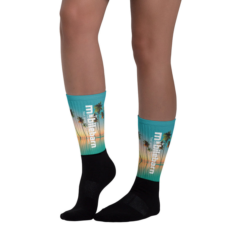 Mobilebarn™ Socks (Tropical Edition) - Mobilebarn