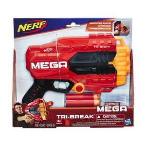 Nerf Tri-Break Mega - Mobilebarn®