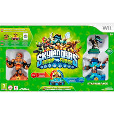 Wii Skylanders Swap Force Toy Set