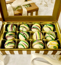 Load image into Gallery viewer, Mardi Gras King Cake Truffles