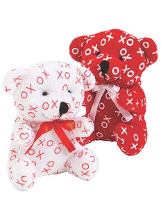 Hugs & Kisses Valentine Bear